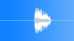 Male scream (2) - sound effect