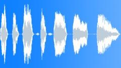 Man scared Sound Effect