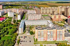 Star City residential complex. Tyumen. Russia Kuvituskuvat