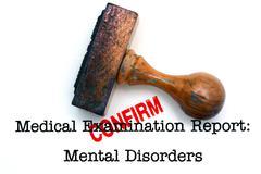 Mental disorder Kuvituskuvat