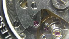 Macro Watch Engineering Close Up HD - stock footage