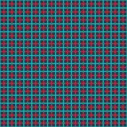 Checkered seamless pattern background - stock illustration