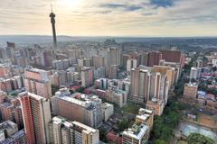 Hillbrow Tower - Johannesburg, South Africa Kuvituskuvat
