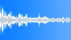 transforming element - sound effect
