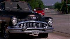 Vintage Buick Stock Footage