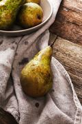 Delicious pear - stock photo