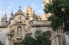 San Miguel church, Jerez de la Frontera, Spain - stock photo