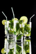 Mojito cocktails Kuvituskuvat