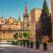 La Giralda, Sevilla - stock photo
