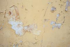 Peeling Painted Wall Stock Photos