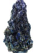 Chalcopyrite semiprecious mineral geological crystal Stock Photos