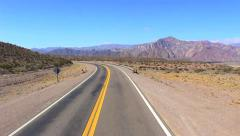 Desert Highway Collection - stock footage