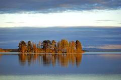 Scandinavian island Stock Photos