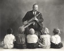 Saxophone lessons Kuvituskuvat