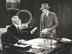 Office disagreement Stock Photos