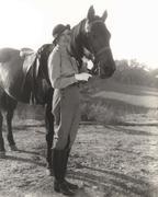 Horse lover Stock Photos