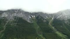 Stock Video Footage of Alberta, Lundbreck- Rocky Mountain Landscape 3