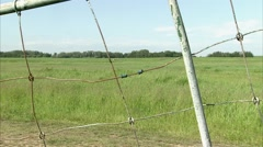 Stock Video Footage of Alberta, Old farm in the country side