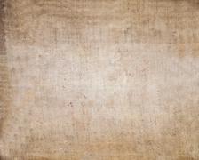 Burlap Texture Background - stock photo