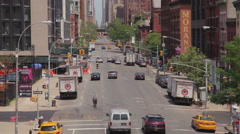 NYC Time Lapse Stock Footage