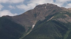 A summit of the Bugaboo Mountain Range. Stock Footage