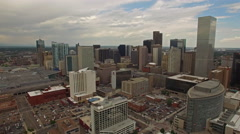 Aerial Colorado Stock Footage