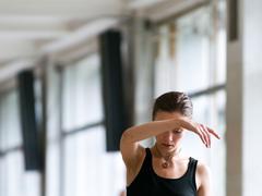 Stock Photo of International summer dance school
