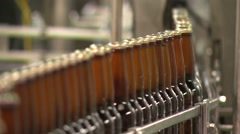 Ontario, Beer Packaging Plant 3 - stock footage