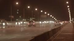 Stock Video Footage of Ontario, Ottawa, Macdonald Cartier Bridge
