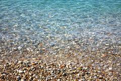 Clear sea Stock Photos