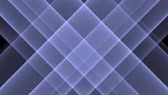 Scanning Light Waves - Diagonal Mix - Loop - II Stock Footage