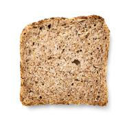 Bread made from wheat germ - stock photo