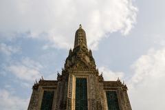 The Temple of Dawn Wat Arun - stock photo