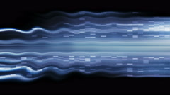 Abstract wavy background.. Loopable. 4K UHD 3840 x 2160 - stock footage