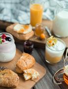 Fresh breakfast Stock Photos