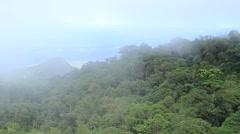 """""""Doi LuangTak"""" Tourist trail. Loei, Thailand Stock Footage"""