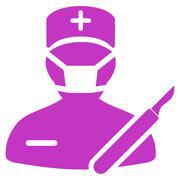 Surgeon Icon Piirros