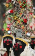 Bulgaria Kukeri Masquerade - stock photo