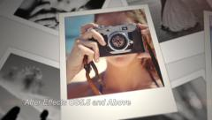 Instant Photo Slideshow - stock after effects