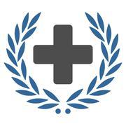 Stock Illustration of Medical Glory Icon