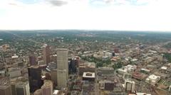 Stock Video Footage of Aerial Colorado