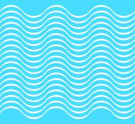 Water wave seamless background - stock illustration