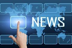 News Stock Illustration