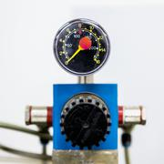 Stock Photo of Manometer