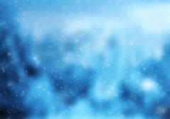 Blur abstract winter background Stock Photos