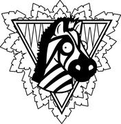 Zebra Safari Piirros