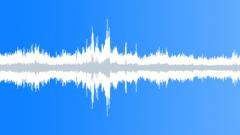 Stock Sound Effects of Walking big crowd indoor loop