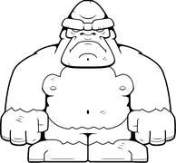Big Ape - stock illustration