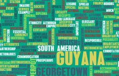 Stock Illustration of Guyana
