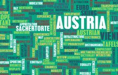 Stock Illustration of Austria